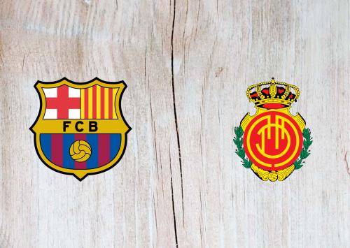 Barcelona vs Mallorca -Highlights 7 December 2019