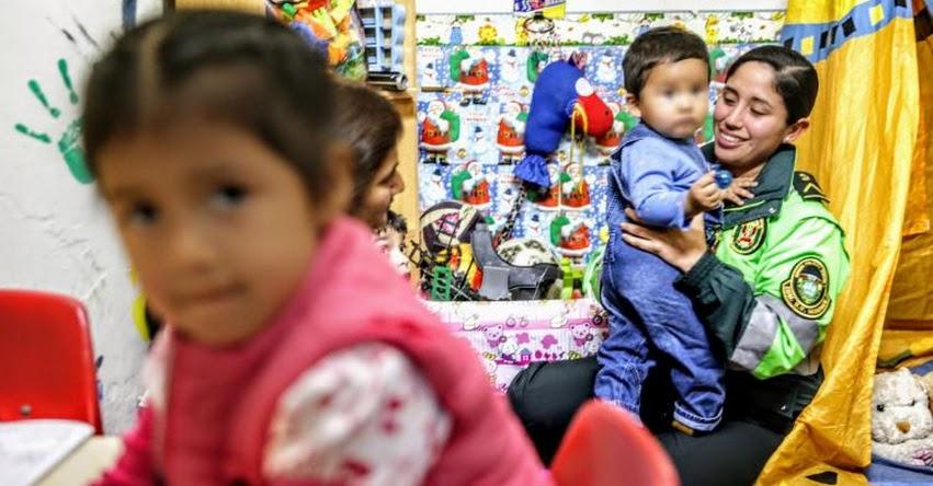 POLIWAWA: Conoce el primer espacio seguro para niños en una comisaría de Lima