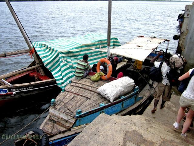 Barca Lamu