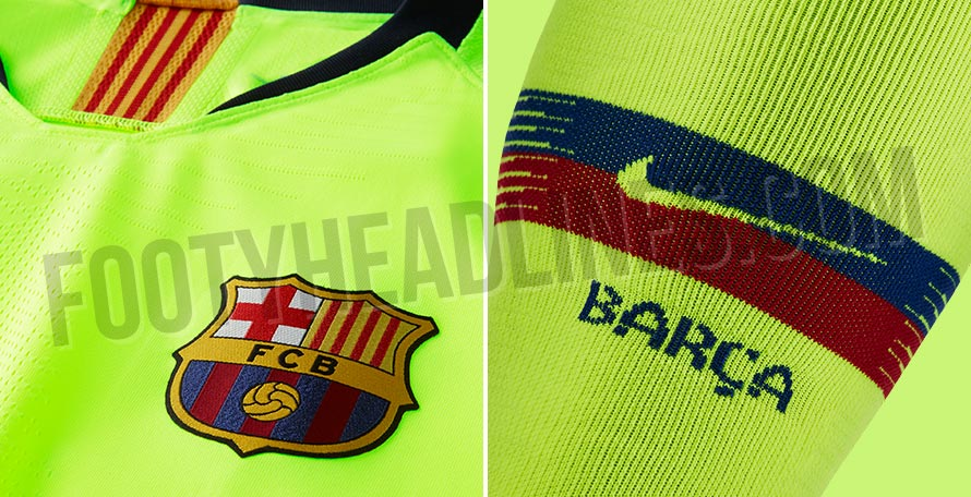c59dadc74fb OFFICIAL Pictures  Full FC Barcelona 18-19 Away Kit Leaked