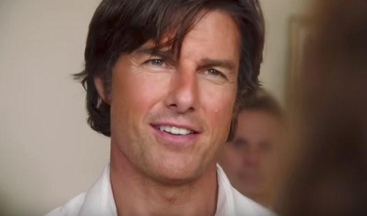 """Tom Cruise é um traficante internacional no trailer de """"Feito na América"""""""