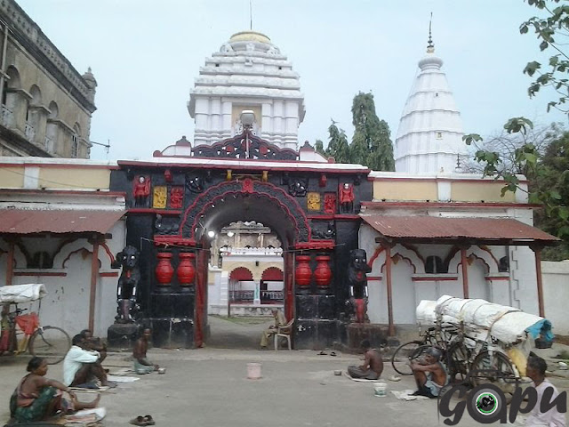 Manikeswari Temple, Bhawanipatna, Kalahandi