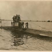 У берегов Бельгии нашли немецкую подлодку времен Первой мировой войны