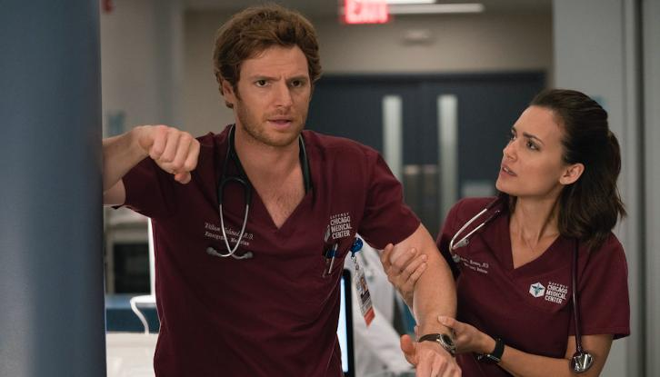 Chicago Med - Episode 3.05 - Mountains And Molehills - Promo, 3 Sneak Peeks, Promotional Photos & Press Release