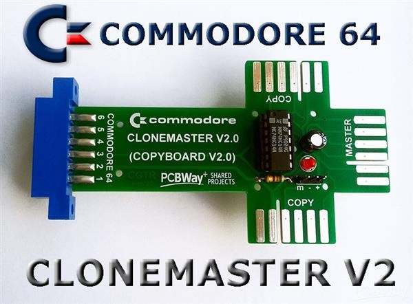 CLONEMASTER V2 COPYBOARD V2