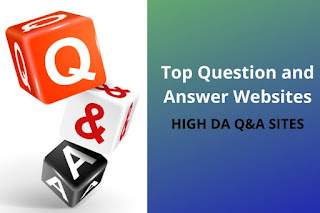 Top 25 Question and Answer Websites List | Best Q&A Sites in 2021