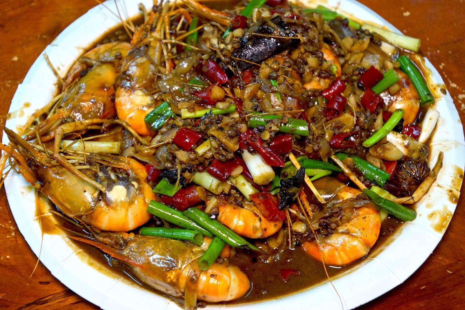 [台南][永康區] 蝦老大活體無毒泰國蝦-永大路總店|高達88種口味的泰國蝦料理|食記