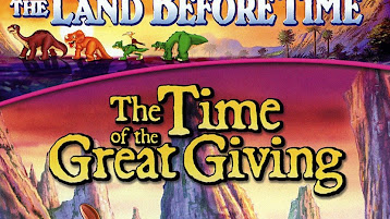 The Land Before Time III: The Time of the Great Giving (1995) Subtitle Indonesia [HD + Softsub]