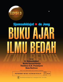 Buku Ajar Ilmu Bedah Ed. 3