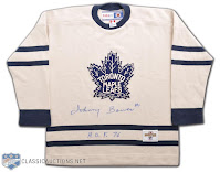 NHL CCM Heritage Jersey Collection - Toronto Maple Leafs Circa 1955