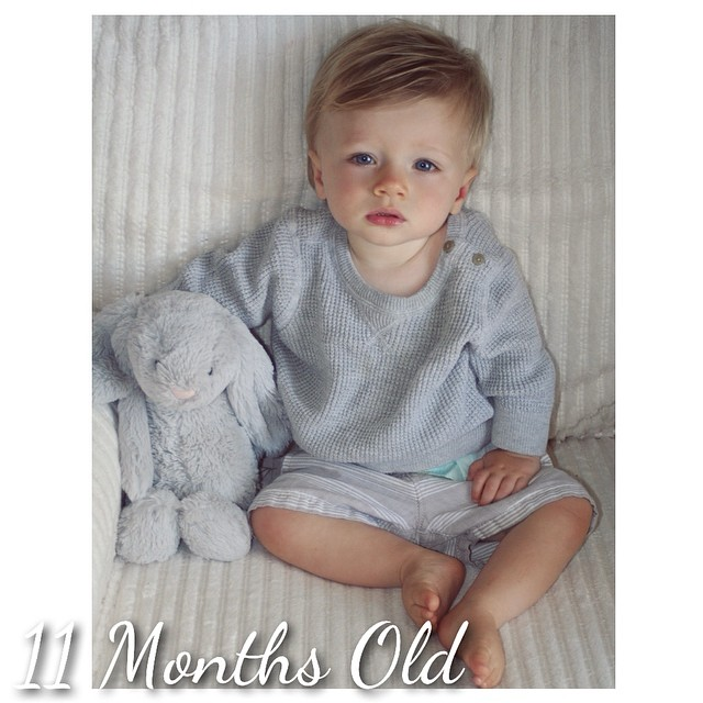 Our Baby Boy Is 11 Months Old: