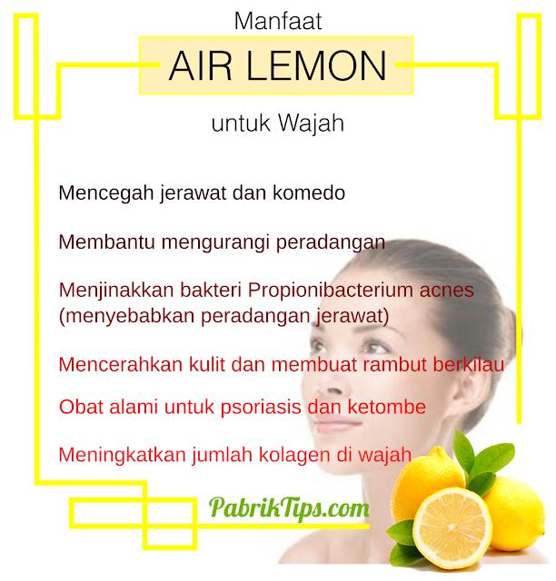 Manfaat Jus Lemon untuk Kulit