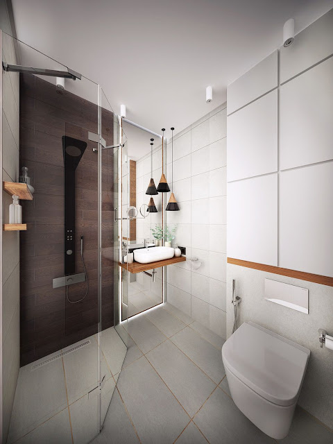 Bathroom Fall Ceiling Design