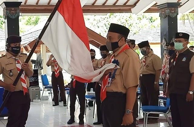 Kak Ery Terpilih Sebagai Ketua Kwarcab Sleman Periode 2020-2025