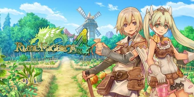 ¡Noticias sobre el proyecto de traducción de Rune Factory 4!