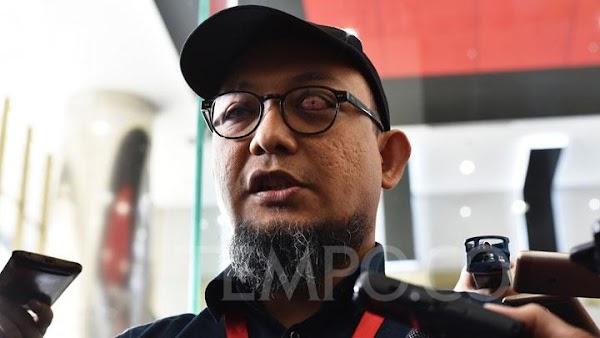 Jleb! Begini Jawaban Novel Baswedan Soal Laporan Dewi Tanjung ke Polisi