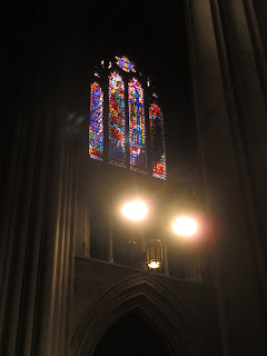 Stained Glass, DC National Cathedral