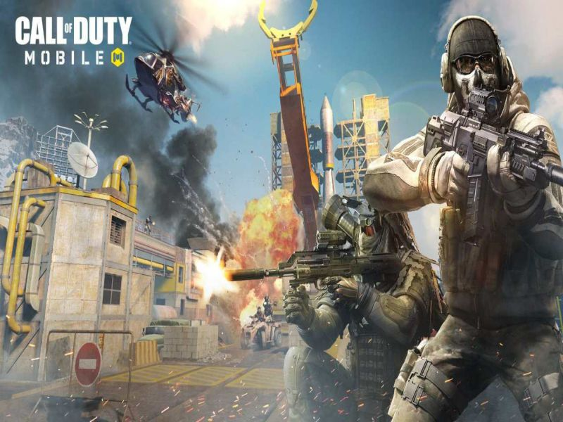 Download Call of Duty Mobile Free Full Game For PC
