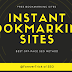 Instant Bookmarking Sites Submission List 2019