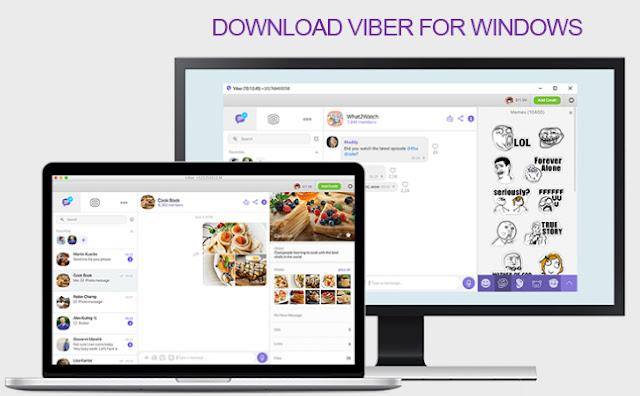 Download Viber For Windows Latest Version