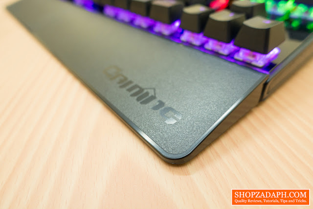 gigaware k28 keyboard review