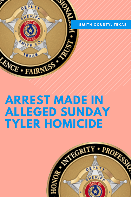 Arrest warrant for murder in Sunday stabbing north of Tyler