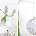 Jak zrobić bombki z papieru - DIY.  Paper Ball Ornaments
