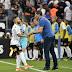 Técnico do Corinthians lamenta placar, mas elogia atuação do time.