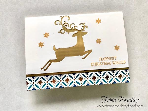 Happiest Christmas Wishes Deer