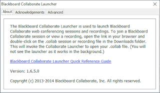 تحميل blackboard collaborate launcher