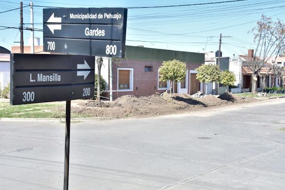 La municipalidad de Pehuajó avanza en la extensión de la red de cloacas de la ciudad