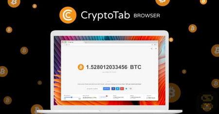 Cryptotab Browser - Ganhe Dinheiro navegador na Internet