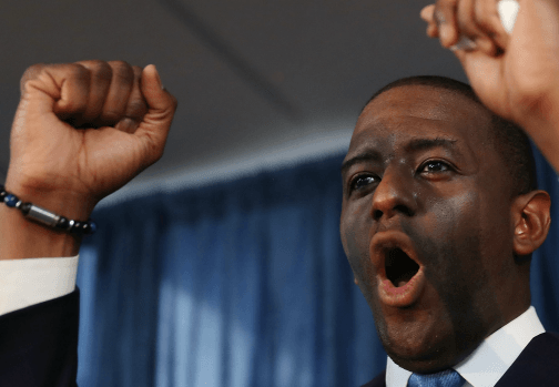 Andrew Gillum: Israel Uses Gaza Terror Rockets to 'Justify' its 'Outsized Response'