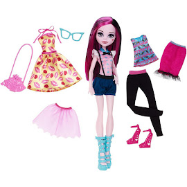 MH Lots of Looks Draculaura Doll