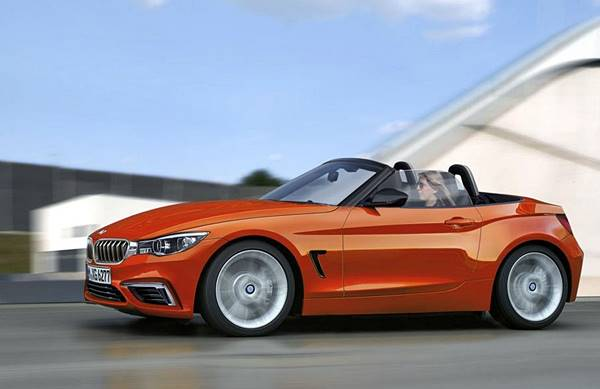 2018 BMW Z2 Roadster Rumors