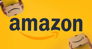 Amazon senza carta