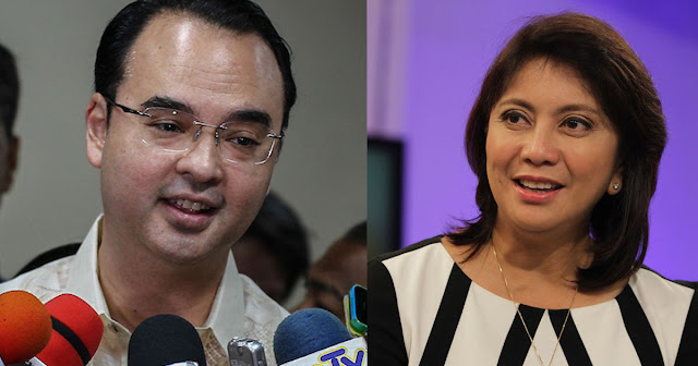 Cayetano hits Vice President Leni : Hindi puwedeng may double-standard.