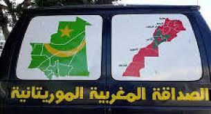 الهلع و الخوف لذا الشعب الموريتاني الشقيق بسبب وجود عصابات البوليساريو بمعبر الكركارات