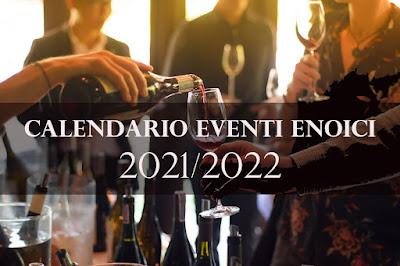 CALENDARIO EVENTI VINO ENOICI 2021 2022