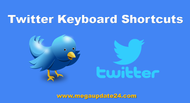 twitter keyboard shortcuts for new twitter, twitter keyboard shortcuts
