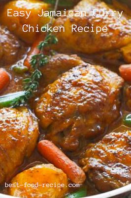 Easy Jamaican Cùrry Chicken Recipe