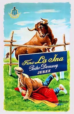 Fino La Ina - 1945 - Carlos Ruano Llopis