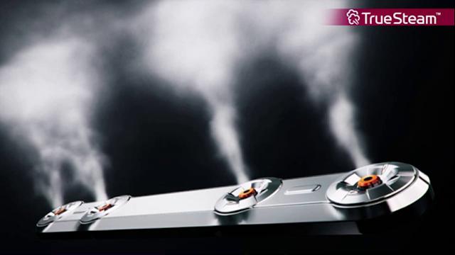Una vida más higiénica con tecnología de vapor