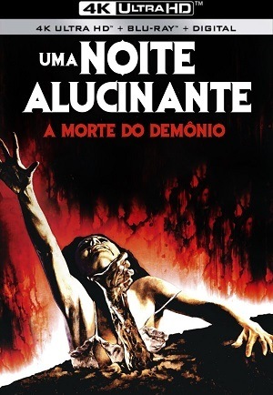 Filme Uma Noite Alucinante - A Morte do Demônio 4K 1983 Torrent Download