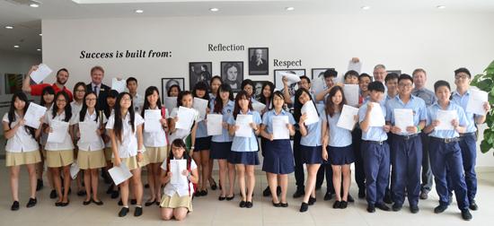 Những gương mặt và học sinh xuất sắc tại dự án An Bình City