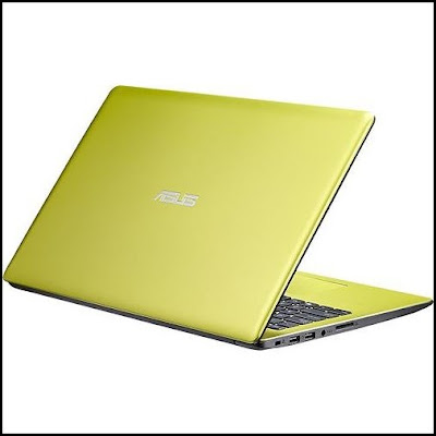 Lime Green Laptop