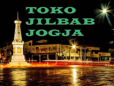 Toko Jilbab di Jogja