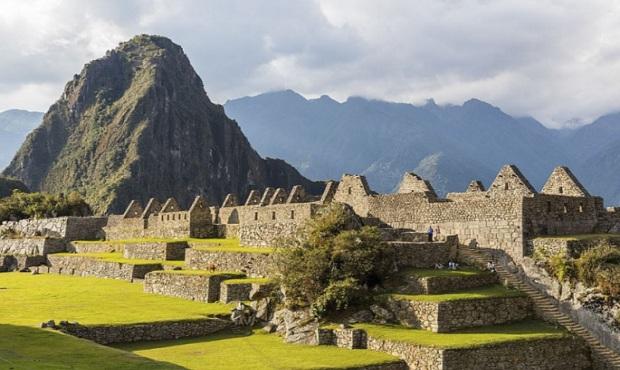 Vote por Machu Picchu