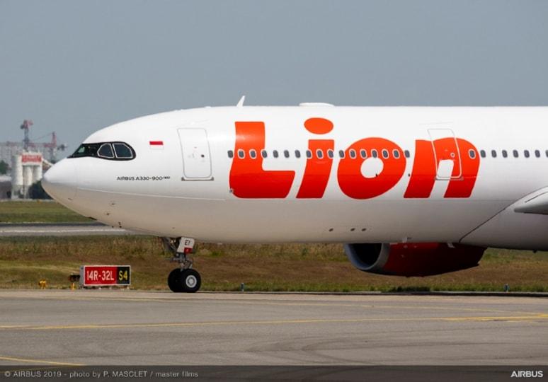 Memilih Nomor Kursi Pesawat Lion Air Saat Check In Online Atau Di Bandara