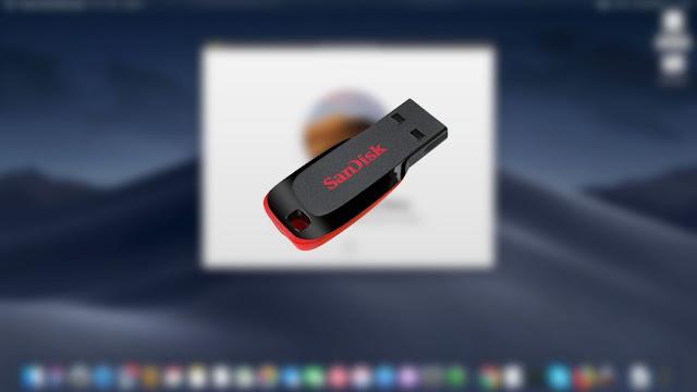 Hướng dẫn tạo bộ cài MacOS Mojave trên USB